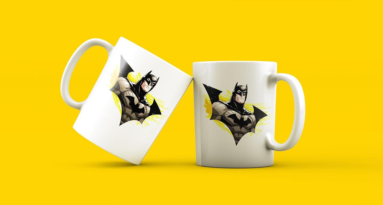 Free Cup Mockup – Freebie PSD Mockups
