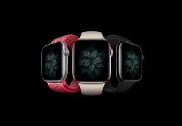 Apple Watch - Free PSD MockUps
