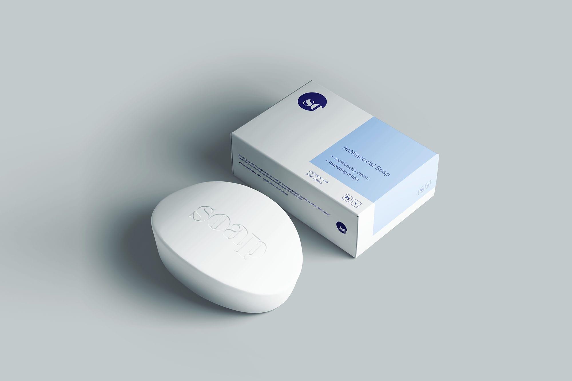 Soap Packaging Free Mockups