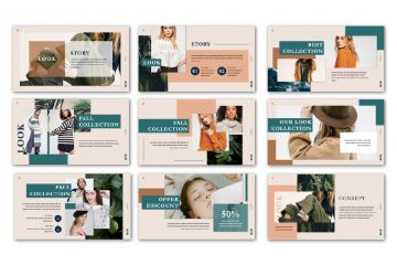 Look PowerPoint Free Presentation Template