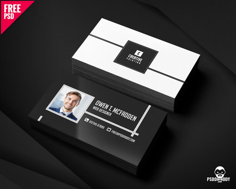 Free Business Name Card