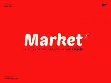 Free Market Font Family