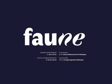 Free Faune Font