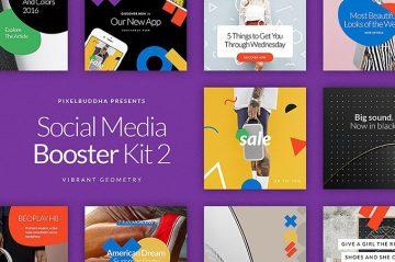 Free Social Media Booster Kit