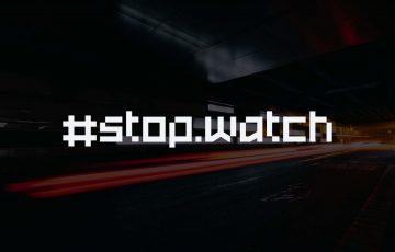 Free Stopwatch Font