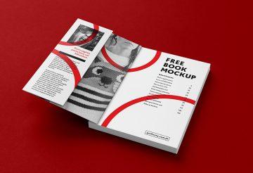 Free Book/Brochure Mockup