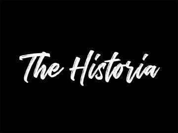 The Historia Free Font