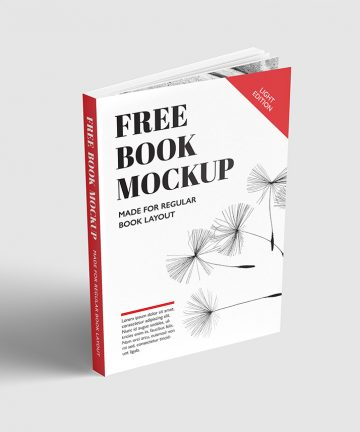 Book - Free Mockup
