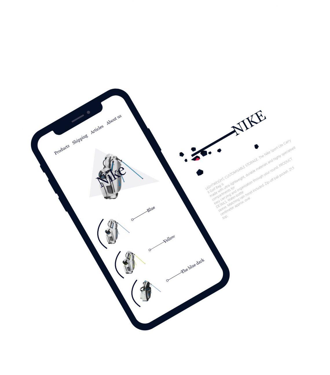 Free Online Business Concept Design UI KITS.