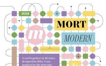 Free Mort Modern Font Family