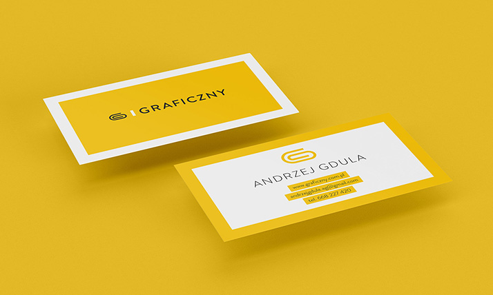 Free Business Card Mockup.