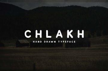 Free Chlakh Font