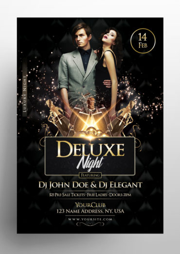 Deluxe – Luxury Flyer