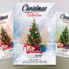 Christmas Celebration - PSD Flyer