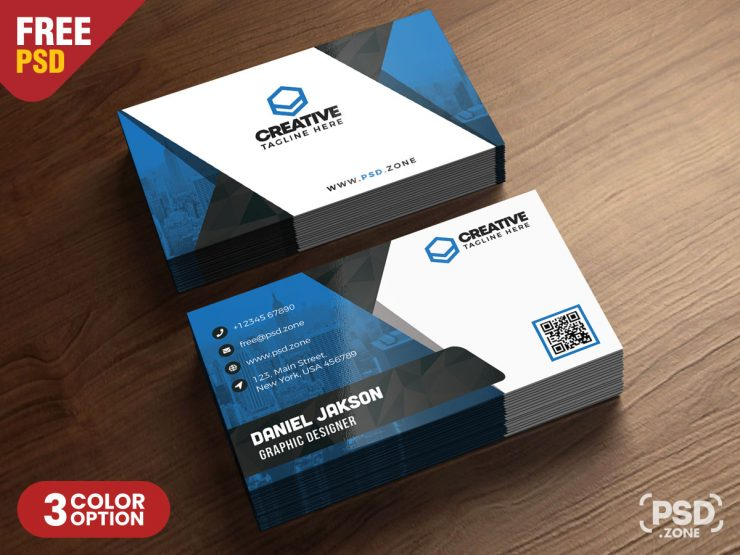 Free Multipurpose Business Card Design