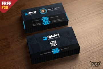 Corporate - Free Business Card