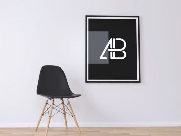 Poster Frame - Free Mockup