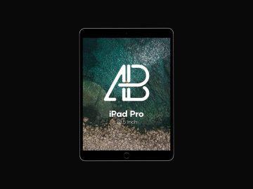 Free iPad Pro 10.5 Inch Mockup