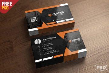 Free Premium Business Card Templates
