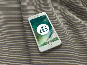 Realistic iPhone 6s - Free Mockup Vol.3