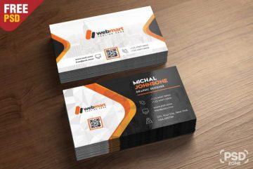 Free Creative Business Card