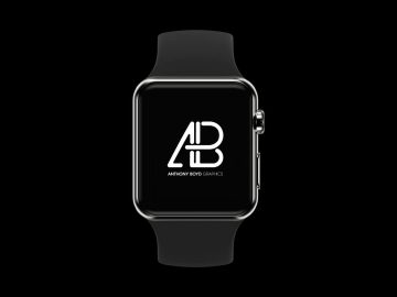 Apple Watch Series 2 - Free Mockup Vol.3