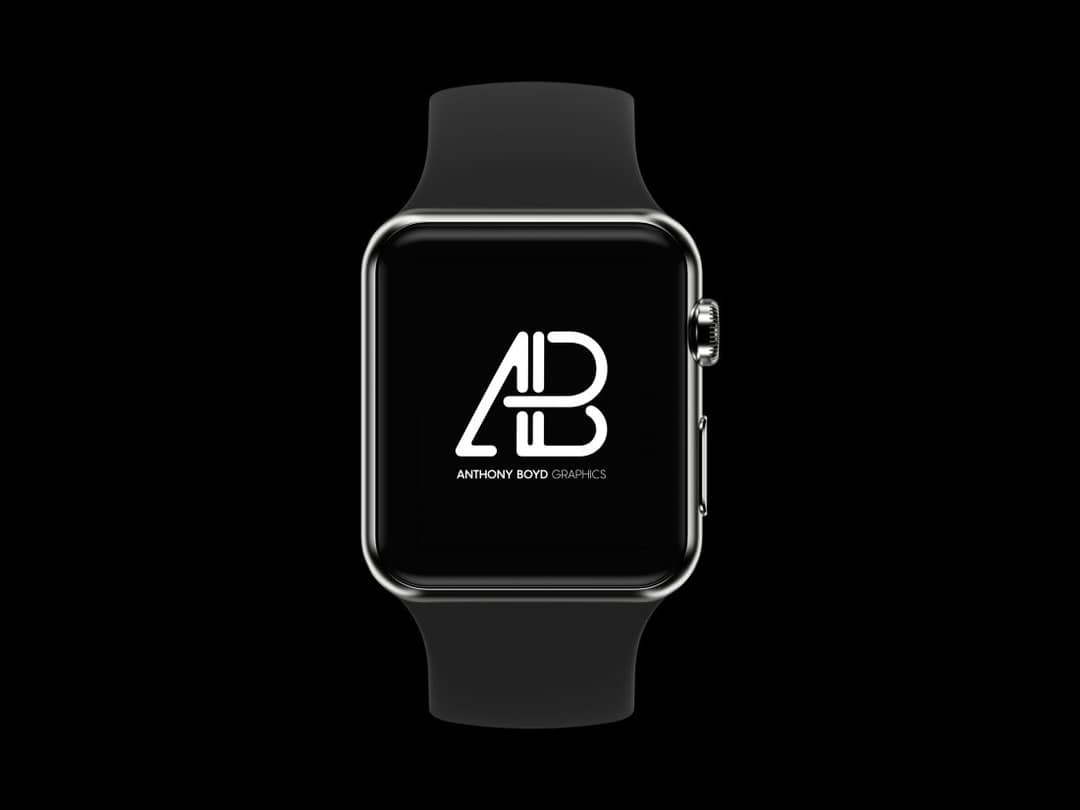 Apple Watch Series 2 – Free Mockup Vol.3