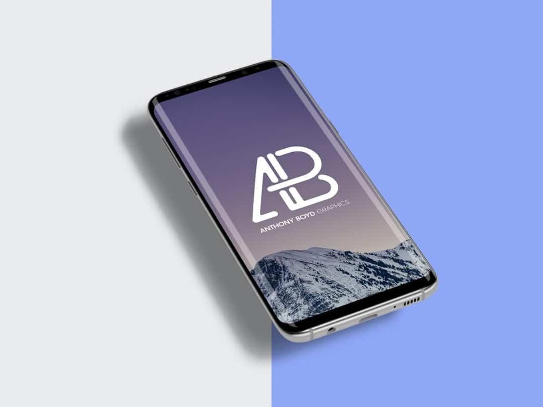 Samsung Galaxy S8 Plus Free Mockup