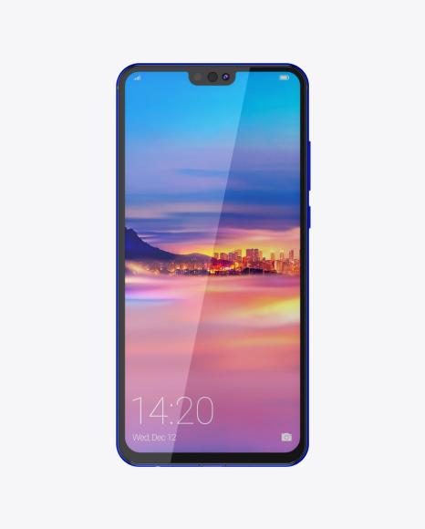 Free Huawei Honor 8X Mockup