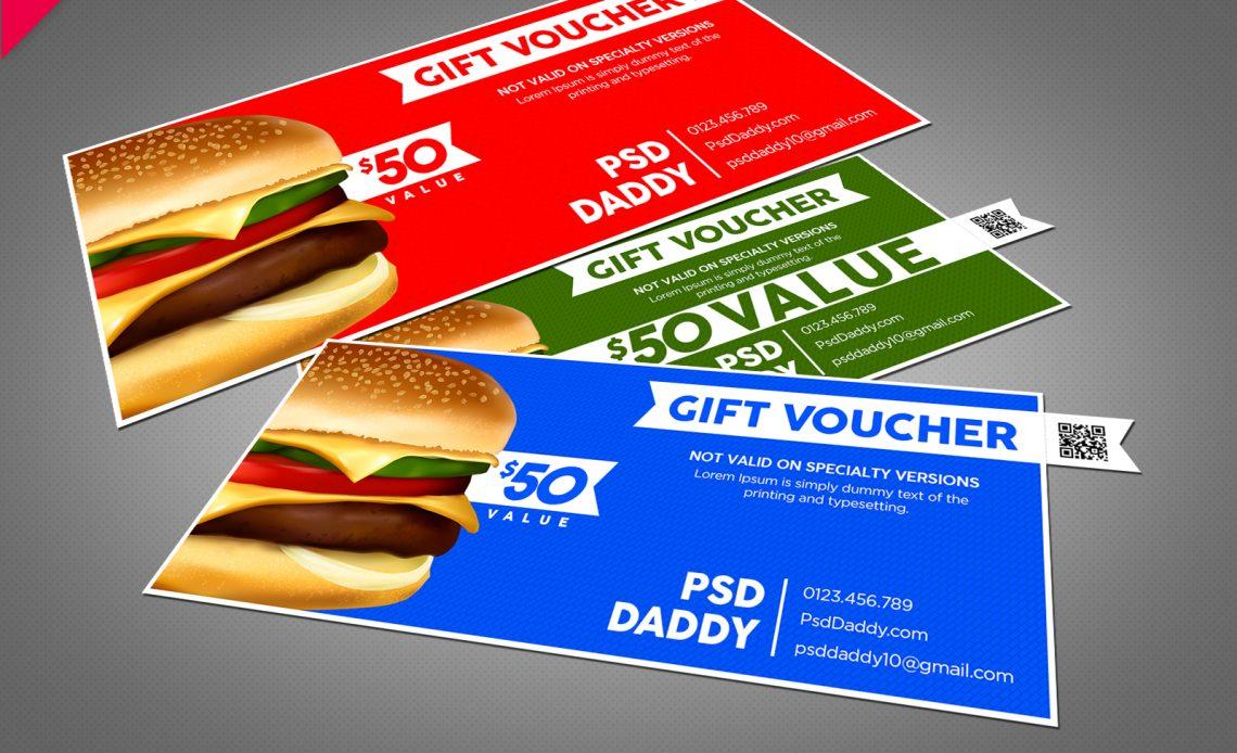 Free Food Discount Voucher