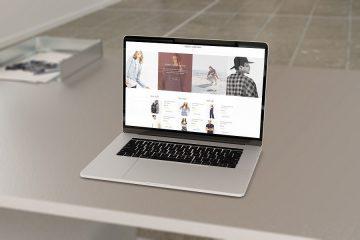 Free MacBook & IPhone Mockup