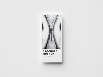 Simple Modern Brochure - Free Mockup