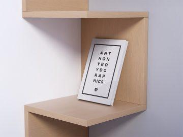 Modern Book - Free Mockup