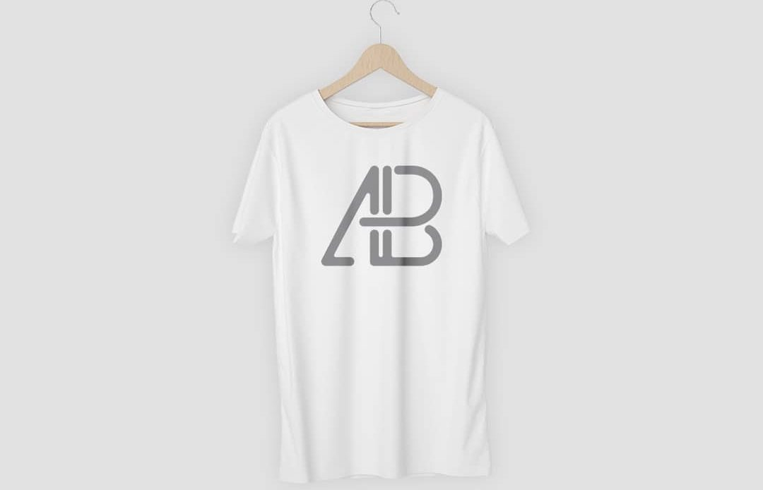 Free 5K T-Shirt Mockup
