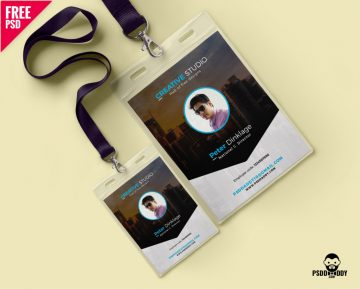 Free Office Identity Card