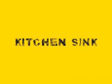 Free Kitchen Sink Typeface