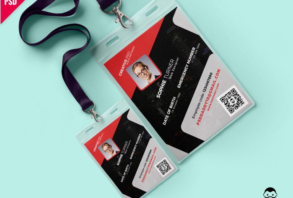 Free Identity Card Design