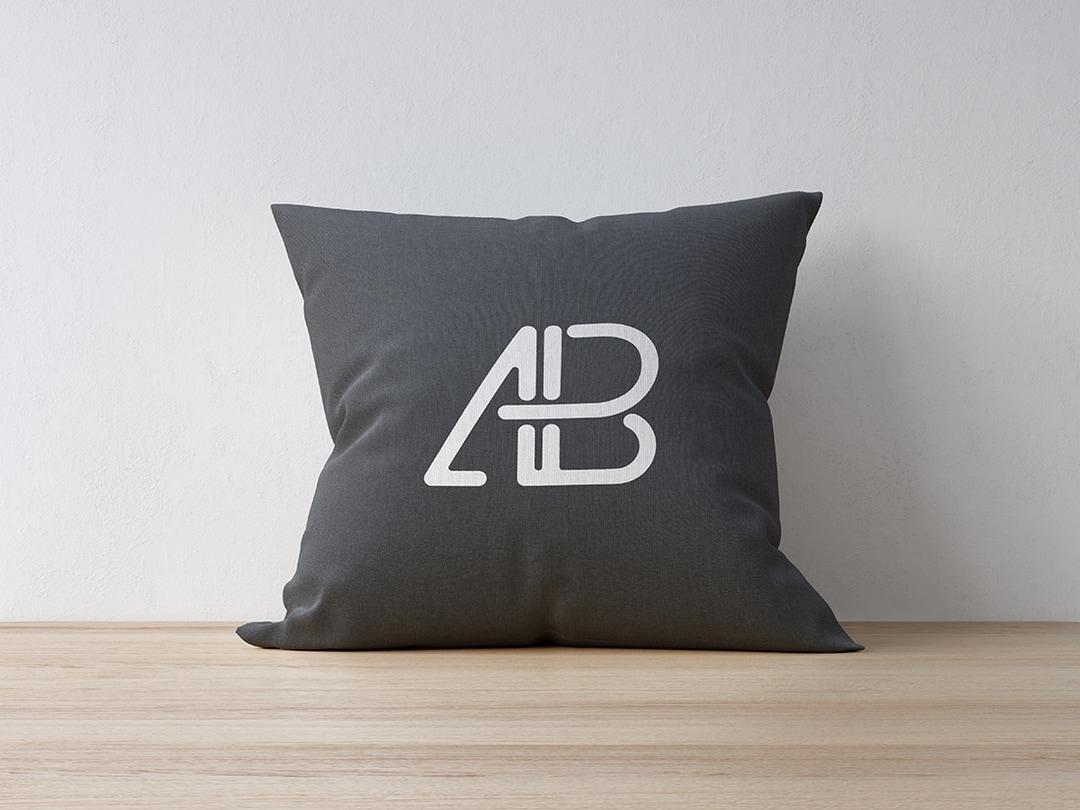 Pillow Free Mockup