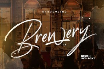 Brewery Free Font