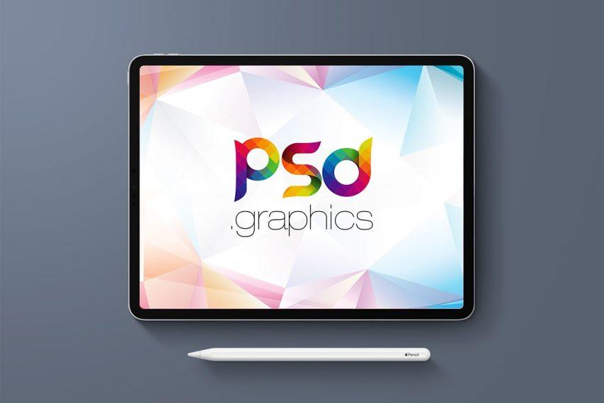 Free iPad Pro 2019 Mockup