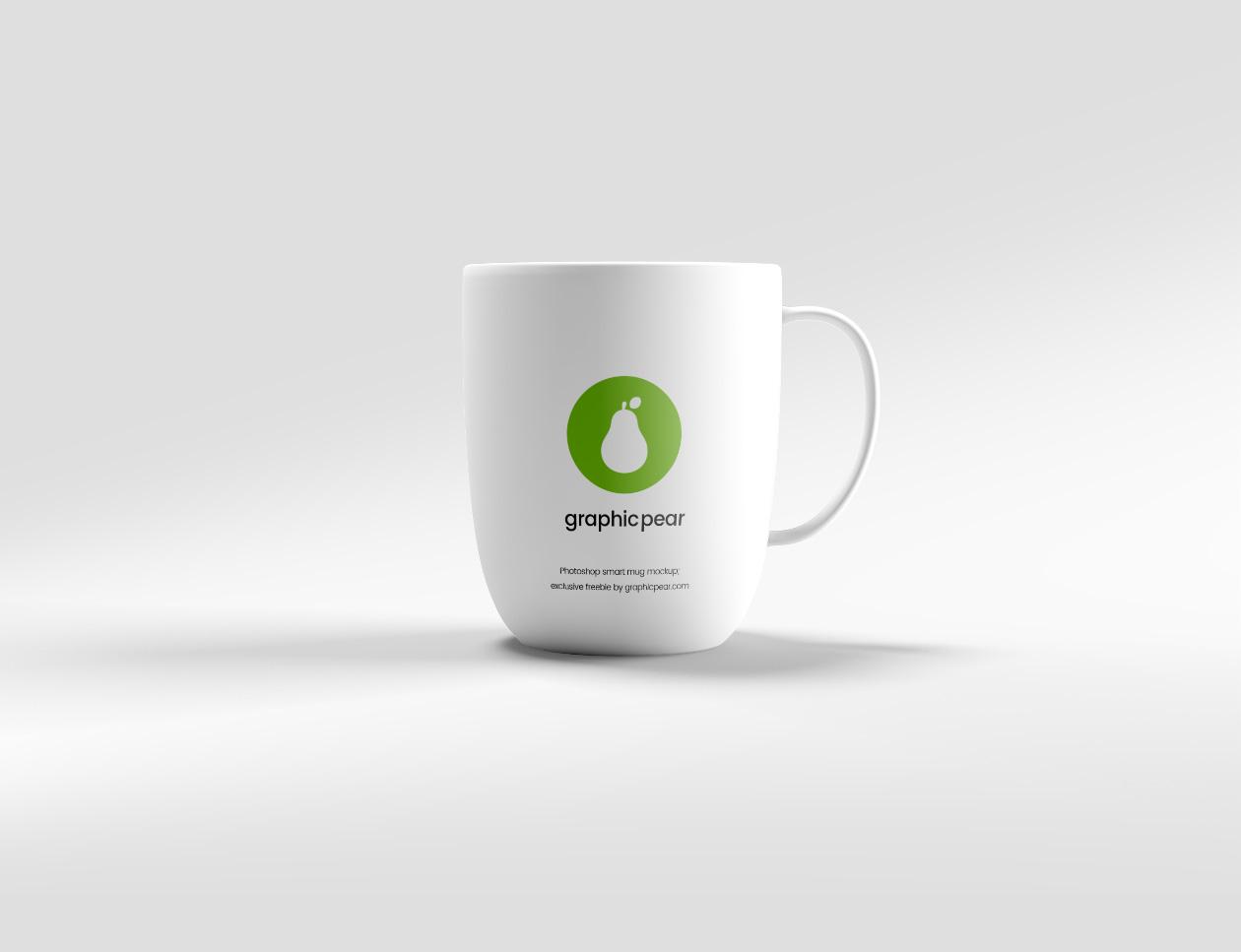 Free Mug Mockup