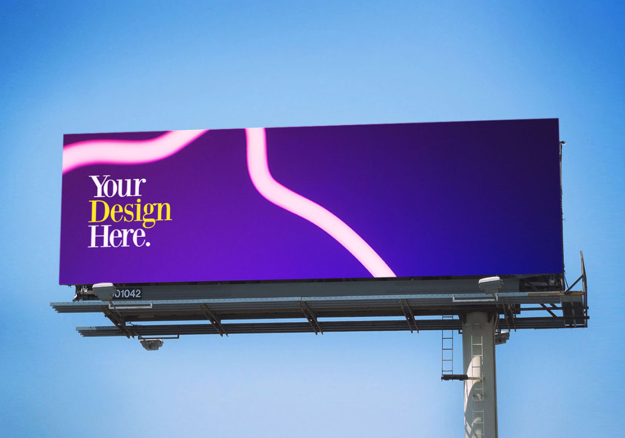 Free Billboards Mockup