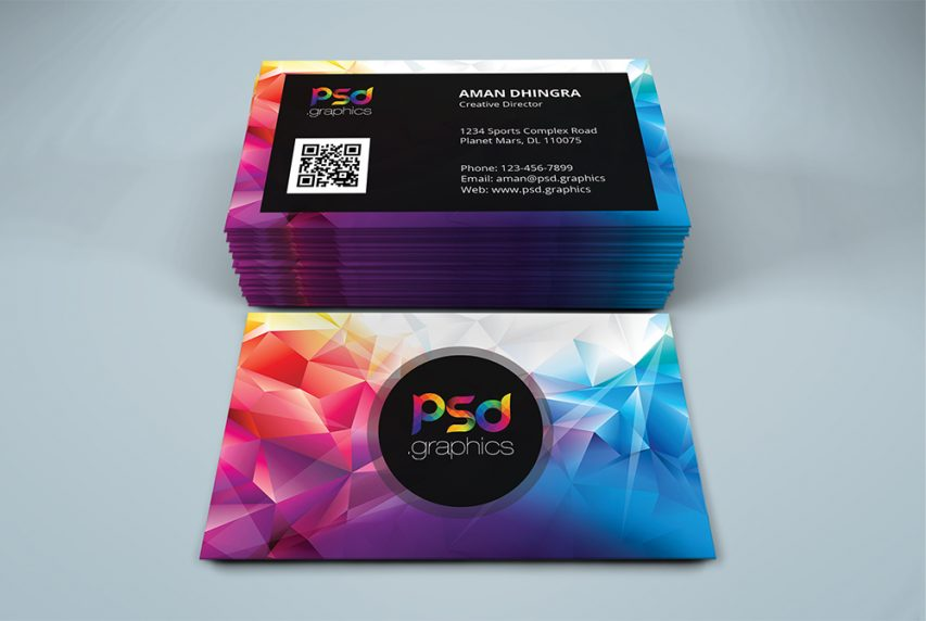 Free Creative Studio Business Card