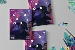 Club Vibe - Artist PSD Flyer Template