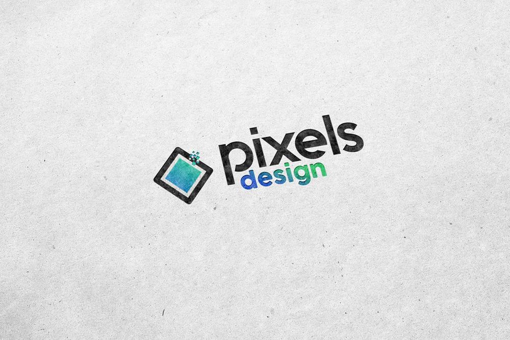 Free Simple Logo Mockup